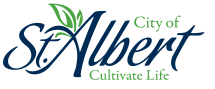 Image result for The City of St. Albert Logo